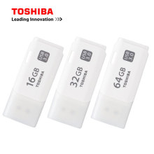 TOSHIBA USB Flash Drive 64GB 32GB 16GB High Speed USB3.0  Flash Drive Quality Memory Stick Pen Drive Original
