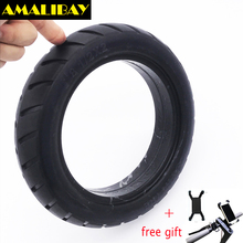 Scooter Tire Vacuum Solid Tyre 8 1/2X2 for Xiaomi Mijia M365 Electric Skateboard Skate Board Non-Pneumatic Tyre Durable / Holder(China)