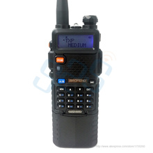 walkie talkie UV-5R 8W,baofeng UV-5R high power version two way radio ,1w/4w/8watts VHF/UHF dual band portable radio