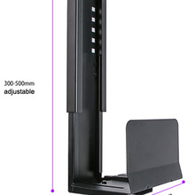 Case-Holder Stand-Bracket Cpu-Stand Computer-Mainframe-Hanger Under-Desk PC Adjustable