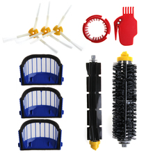 Durable Brush Vacuum Filter Part Kit Replacement For iRobot Roomba 610 600 650 620 Serie(China)