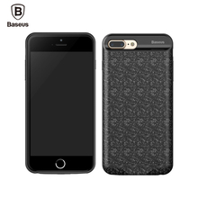 Buy Baseus Case iPhone 7 7 Plus 2500/3650mAh Power Bank Charger Case Ultra Slim External Pack Battery Backup Charging Case Cover for $22.99 in AliExpress store