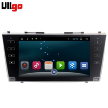9 inch Android 6.0 Car Radio GPS for Toyota Camry V40 2006-2011 Autoradio GPS with Radio RDS BT Mirrior-Link Wifi 8GB Map card