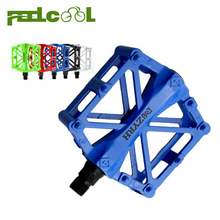 Bicycle Pedal Anti-slip Ultralight CNC MTB Mountain Bike Pedal Sealed Bearing Pedals Bicycle Accessories