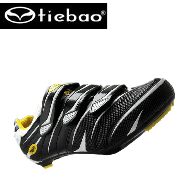 Tiebao Road Cycling Shoes zapatillas hombre deportivas equitation Breathable Athletic Bike Self-Locking Bicycle Racing Sports <br><br>Aliexpress