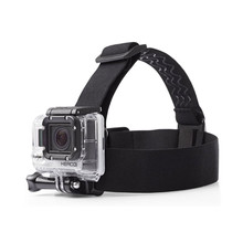 Action Camera Gopro Accessories Headband Headstrap Professiona Mount Tripod Helmet For SJCAM Go Pro Hero 3/4 XiaoYi Sport Cam