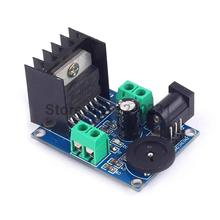 1PCS Audio Power Amplifier DC 6 to 18V TDA7297 Module Double Channel 10-50W Hot sale