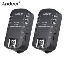 Andoer WS-16C E-TTL Wireless Flash Trigger Transceiver for Canon 5D for YongNuo YN568EX etc 2.4GHz 1/8000s High Speed Sync