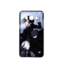 09546 Black Butler Custom cell phone case cover for Samsung Galaxy J1 ACE J5 2015 J7 N9150