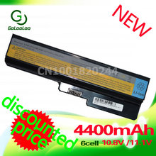 Golooloo battery For Lenovo 3000 B460 B550 G550 G555 G430 G430M G430A G430L G450 N500 G450A G450M G455 G450 G530 G530A G530M(China)