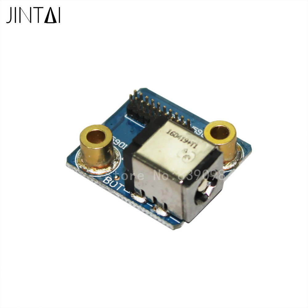 100% new Jintai DC Power Jack Board Charging Port For ASUS G75 G75V G75VX G75VW G75VX-BHI7N1 69N0NQC10C01<br>