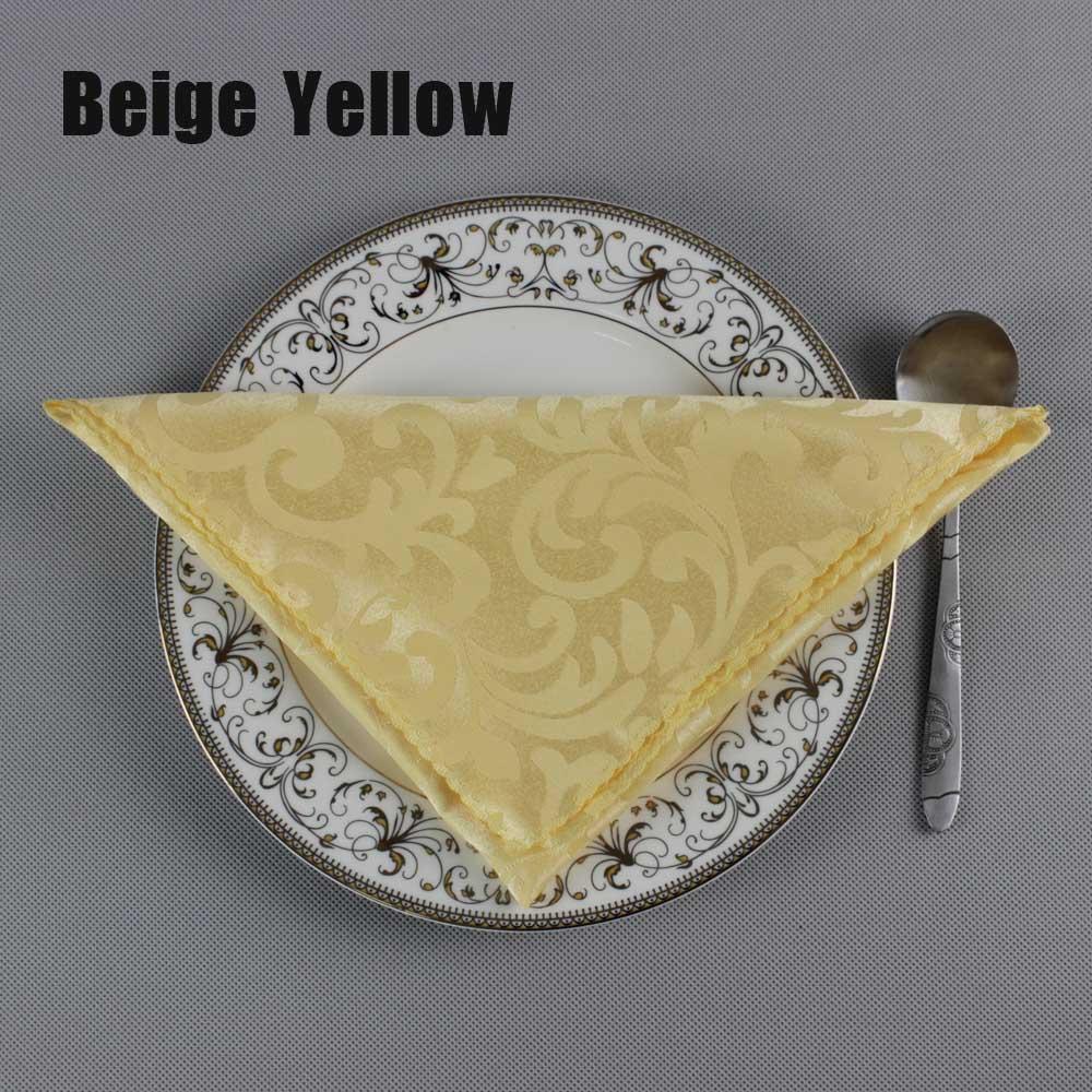 Beige Yellow
