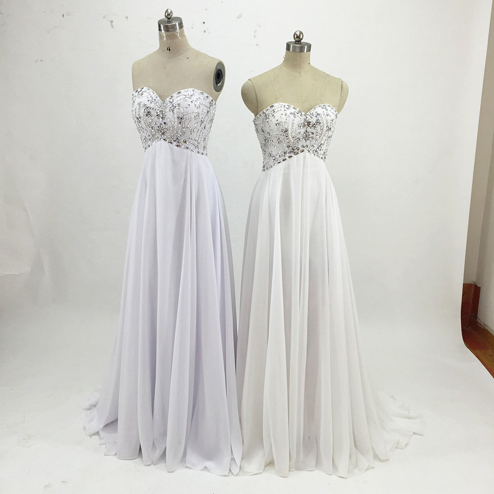 Sexy Chiffon A Line Beach Wedding Dresses Vintage Boho Cheap Bridal Gowns Vestidos De Novia Robe De Mariage Bridal Gown in stock 17