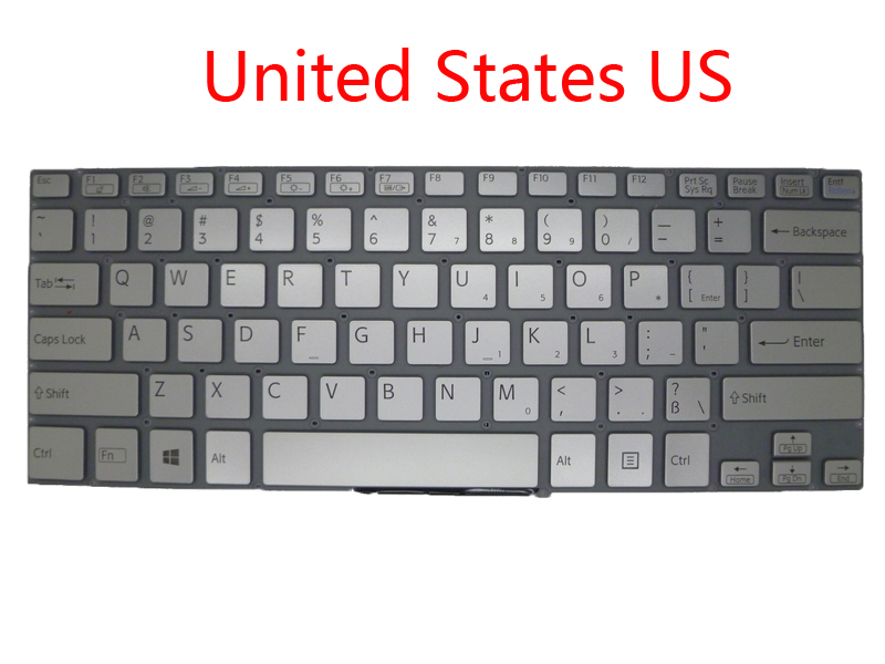 Laptop Keyboard for CLEVO WA50SFQ MP-13M16GR-4307 6-80-W95A0-220-1 Greece GK Without Frame