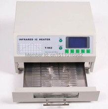free shipping T962 Infrared heating plate preheating oven