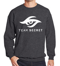 TEAM SECRET letter print hoody 2017 men's sportwear spring winter Eye logo pattern sweatshirt hoodies new hoodie crossfit