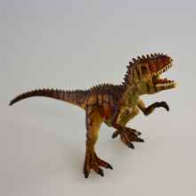 Starz Big Size Hollow Jurassic Giganotosaurus  Plastic Animals Toys Dinosaur Model Action Figures Boys Gift Green Type