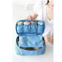 Multifunctional Travel Bag Bra Underwear Finishing Bag Portable Wash Bag Travel Necessity Accessories  Cosmetic Pouch