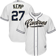 MLB Men's San Diego Padres Baseball White Home Replica Cool Base Player Jersey(China)