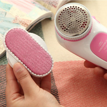Electric Clothes Lint Removers Fuzz Pills Shaver for Sweaters / Carpets Clothing Lint Pellets Cut Machine Cloth Clean Supplies(China)