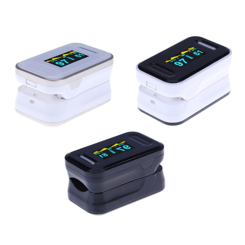 25-250BMP Household Fingertip Pulse Oximeter Oxygen Saturation Test Pulse Monitor Health Care Pulsioximetro (No Batteries) 9