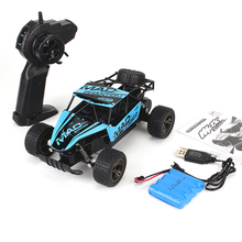 Buy 1:20 Racing RC Car 2.4GHz Remote Control High Speed Off-road Drift Big Foot Analysis Climbing Vehicle Kids Gift for $45.35 in AliExpress store