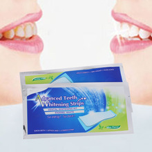 28Pcs White Effects Dental Whitestrips Advanced Teeth Whitening Strips Stripes Oral Care Beautiful Smile(China)