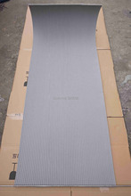 Free Shipping Gray Color Line Cutting 3M glue skidproof top pad Sup board deck pad grip pad