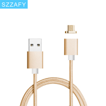 Magnetic Charge Cable Micro USB Data Cable For Android Portable Fast Charging Adapter For Samsung Huawei Xiaomi phone