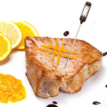 China Manufacturer Cheap Price Meat Thermometer Kitchen Digital Cooking Food Probe Electronic BBQ Cooking Tools
