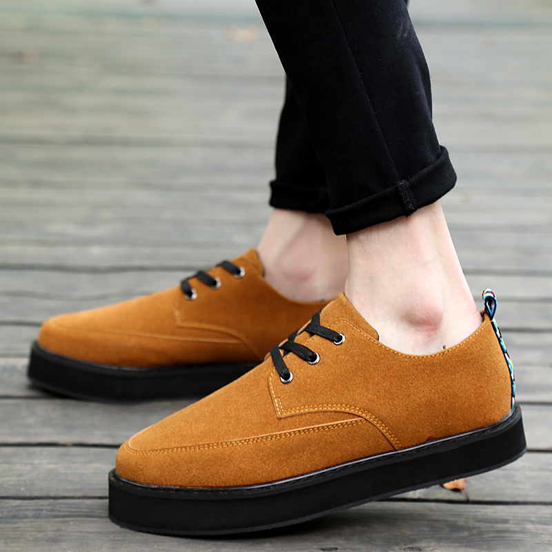 Men Flats Shoes Slip-on Platforms Shoes Comfortable Luxury Brand Zapatillas Mens Wedding Party Shoes British Style<br><br>Aliexpress