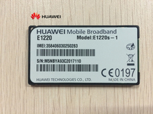 E1220S-1 ataCard Internal Antenna WIFI SIM Slot UltraStick for 3G win8 tablet PAD  HSUPA/HSDPA/WCDMA  JINYUSHI stock