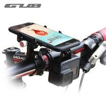 "GUB 3.5-6.2"" New Update Phone Bicycle Holder Road MTB Bike Rack Handlebar Phone Bicycle Stand Adjustable Mount Bike Bicycle Rack"