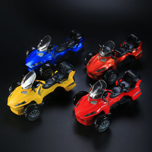 14 Types ATV Motorcycle Scooter Locomotive Vehicles Model for Kids Birthday Christmas Gifts Kids Boy Car Model Toys Play Props(China)