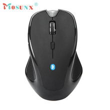 mosunx Mosunx Hot selling 2016 New! Fashion Wireless Mini Bluetooth 3.0 6D 1600DPI Optical Gaming Mouse Mice Laptop 1pc