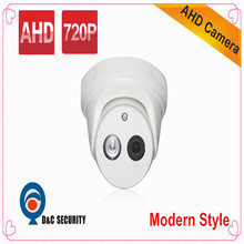 Excellent Quality China 720P HD AHD Analog 1000TVL Fixed 3.6mm lens Low illumination mini cctv dome Camera Free Shipping(China)