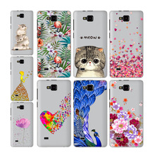 Soft TPU Case For ZTE AF3/T221/A3/A5/A5 PRO Soft Silicone Painting Back Cover Case ZTE Blade A5 Phone Cases Cover