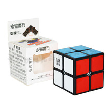YongJun YuPo Professional Magic Cube 2x2x2 Speed Puzzle 2 Layers Cubo Magico Educational Toys Special Toys For children Gifts