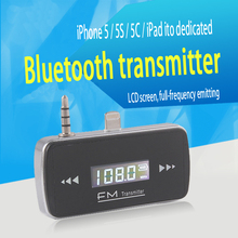 Bluetooth Car Kit Mini Wireless Bluetooth Receiver Music Streaming Adapter For Smartphone I5 I6(China)