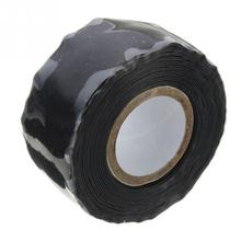 Black New Waterproof Silicone Performance Repair Tape 3 Meters Adhesive tape