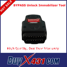 2013 Hot Sale ByPASS Immobiliser Simulator Bypass ECU Unlock Immobilizer Tool for Seat Occupant Detector + Free Shipping