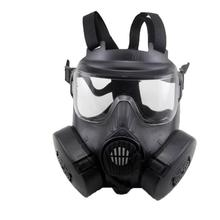 Sniper DC New Service M50 Gas Safety Mask CS Field Skeleton Army Fan Cycling Masks Hot Sale Good Quality(China)