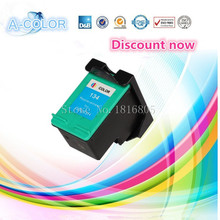 1PCS Tri-Color for HP 134 C9363H Cartridge for HP134 Photosmart 8053 8153 8453 9800 98031613 2353 2573 2610 2613 2713 7213 7313(China)