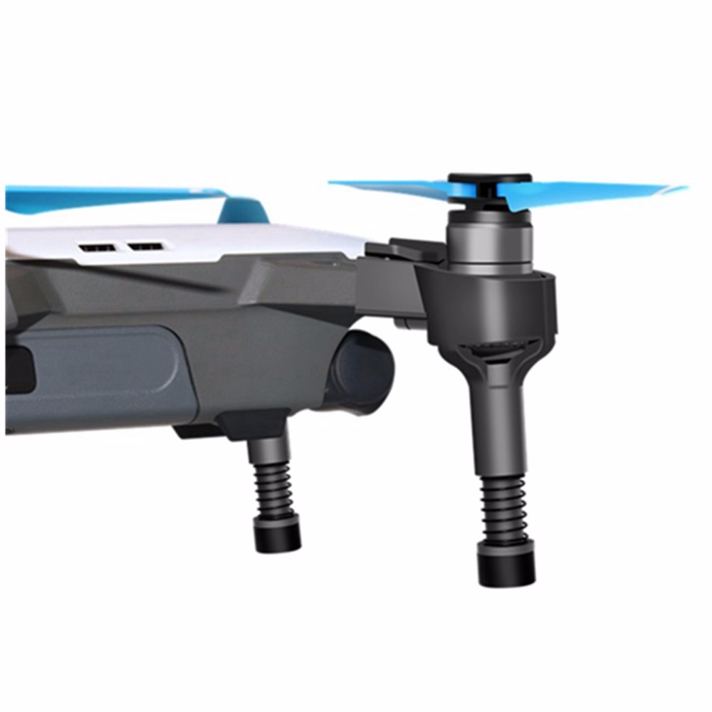 Quick Release Upgrade Shock Heightened Extender Landing Gear Riser Kit for DJI Spark Drone Absorb Landing Accessories