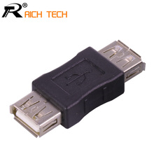 USB Connector AF/AF Jack Jack Adapter Notebook tablet computer plug micro usb connector A type Female
