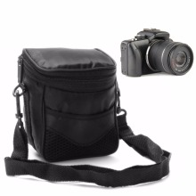1 PC Waterproof Digital Camera Case Shoulder Bag For Nikon SLR DSLR Camera Black