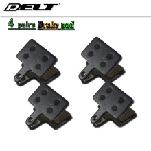 4 Pairs Bicycle disc brake pads for Shimano/tektro Orion / Auriga Pro / Gemini M375 M395 M486 M485 M475 M446 M416 M515 M445 M525(China)