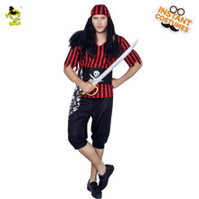 2018 Adult Menu0027s Pirate Costume Role Play Halloween Party Adult Male Pirate Clothing Performance New Pirate Costumes  sc 1 st  AliExpress.com & Man Pirate Costumes Promotion-Shop for Promotional Man Pirate ...