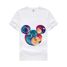 Child Children's Clothing Kids For Boys girl Short-sleeved T-shirt Baby Boy and girl Clothes T-Shirts Modal fabric Mickey Avatar