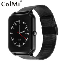 Smart Watch GT08 Plus Metal Clock Bluetooth Connectivity Android phone, Support SIM Card Sync Notifier Push Messages Smartwatch(China)